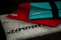 Filztaschen für Notebook, Tablet und Co http://wp.me/p4op9s-M1